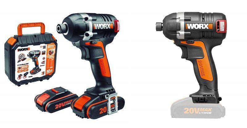 worx wx292 atornillador de impacto